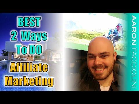 Best Way to Do Affiliate Marketing 2018 - $4089.942 5DAYS! | Best Ways to Start Affiliate Marketing