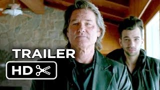 The Art of the Steal TRAILER 1 (2014) - Jay Baruchel, Kurt Russell, Matt Dillon Movie HD