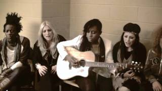 Jamie Grace Video - Hallelujah cover - Kari Jobe, Jamie Grace, Dara Maclean, Blanca and Nirva