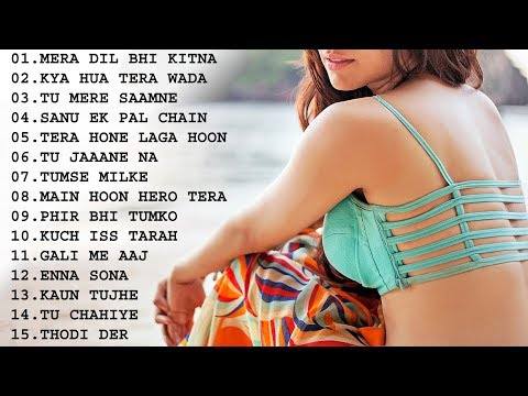 HEART TOUCHING JUKEBOX 2018   NEW YEAR SPECIAL   BEST BOLLYWOOD ROMANTIC SONGS