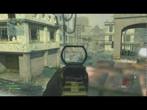 Modern Warfare 3 - Gold M16 MOAB + Hutch is back!