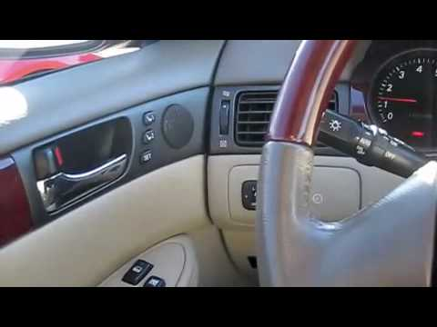 2004 Lexus ES330 Start Up Engine And In Depth Tour YouTube