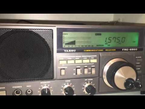 Medium wave DC: Radio Farda 1575 KHz United Arab Emirates