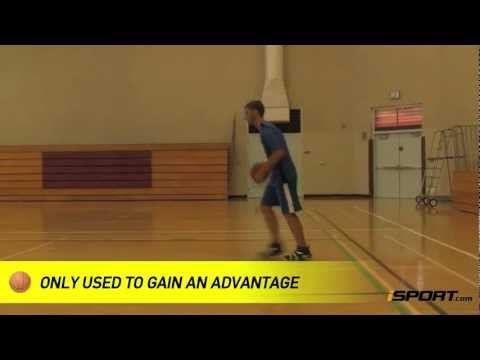 How to Dribble a Basketball Between the Legs