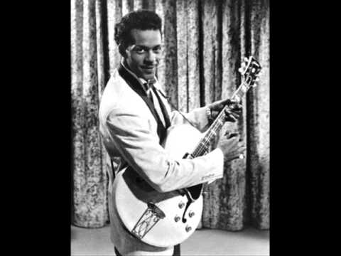 Chuck Berry Roll Over Beethoven 1956 Youtube