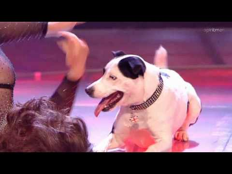 Jackie Prescott & Tippy Toes (hq) Semi-final Bgt 2009 video