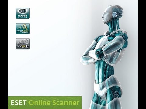 Как проверить компьютер на вирусы онлайн. ESET Online Scanner