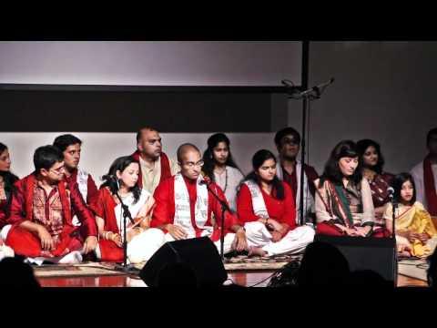 Sima Presents Mahishasura Mardini (mahalaya) 2011 - Part 1 2, Bellevue (seattle), Wa video