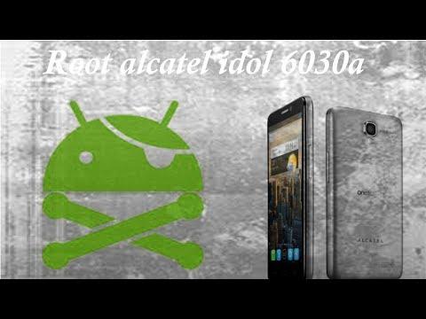 ROOT  fácil para Alcatel idol 6030A //