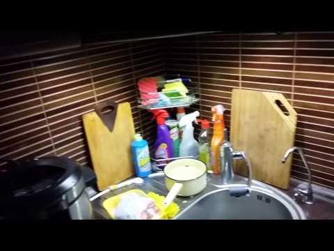 Модульная светодиодная подсветка на кухне (ЭРА)