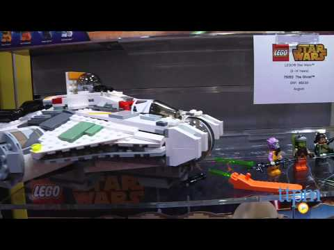 2014 Toy Fair - LEGO: The
