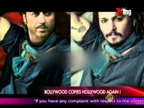 Bollywood Copies Hollywood Again