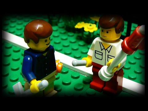 Lego Mini Golf