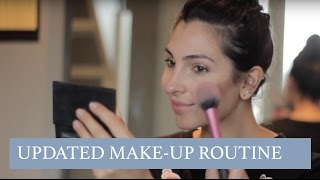 UPDATED MAKE-UP ROUTINE - Anna Nooshin