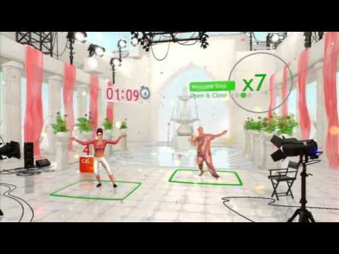 Top 5 Fitness Games of Kinect XBOX