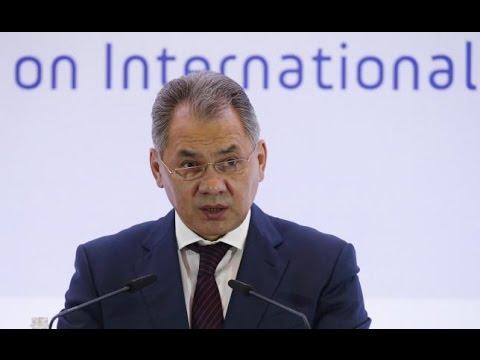 Russia blames US for security crises, turmoil in Ukraine