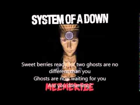 System of a Down Mezmerize Full Album with Lyrics to all Songs