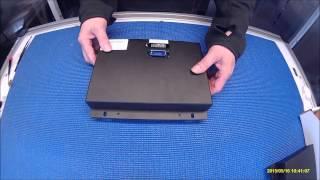 Retrofit LCD moniotr for old CNC CRT Monitor