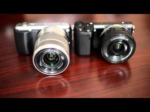 Sony NEX 5T Review