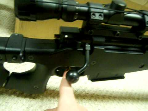 Well G96 Gas Sniper Review