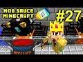 Minecraft Mod Sauce Ep. 27 - Factory Time !!! ( HermitCraft Modded Minecraft )