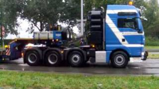 European Giant Trucks