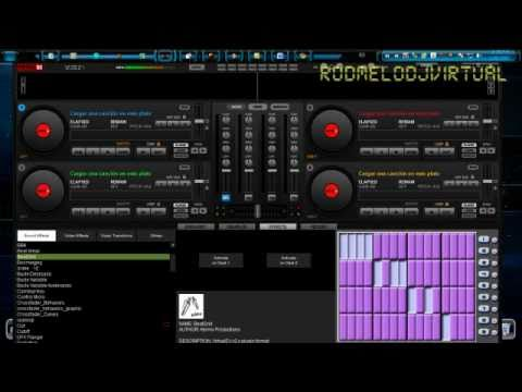 Descargar Efectos Virtual DJ 7 Pro y Home Tutorial Music Videos