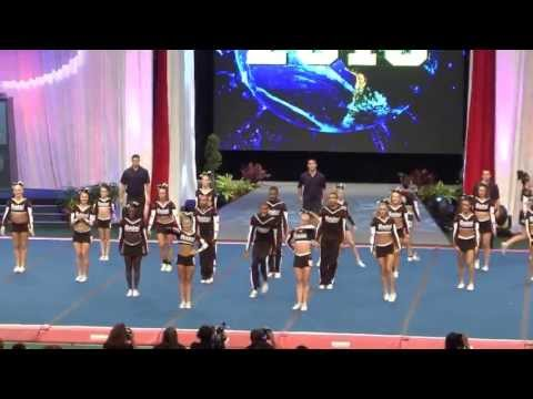 2013 Worlds Finals - Brandon All Stars Senior Black - Center Stage!