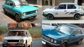 10 ماركات سيارات تتحول إلى خردة في مصر