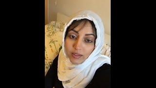 لقاء مع ملاك الحسيني أم مبتعثة والدة سافانا والطفل راين