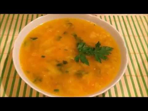 Суп гороховый (постный)