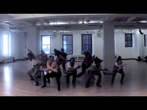 Laure Courtellemont Ragga Jam Dancehall - Bad Inna Dance New York BDC