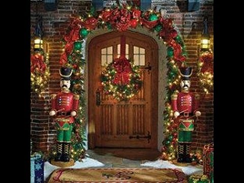 Best of christmas decorating youtube Decorating for christmas 2014