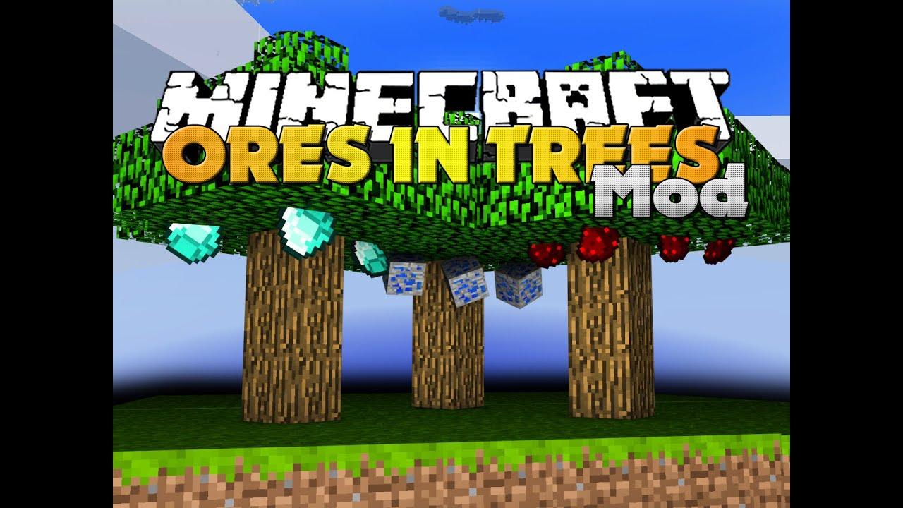 minecraft how to make a tree grow