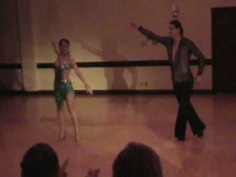 June '08 Tango And Cha-cha's Showcase video