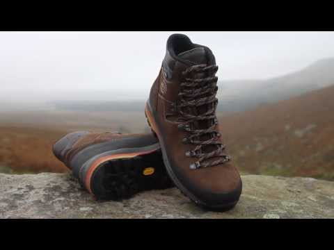 Meindl Vakuum GTX Walking Boots Review by John from GO Outdoors
