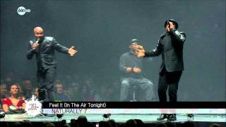 Watch Naturally 7 Feel It (in The Air Tonight) video