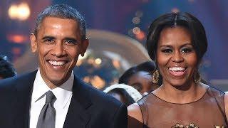 #Barack_Obama ; form U.S president to film producer