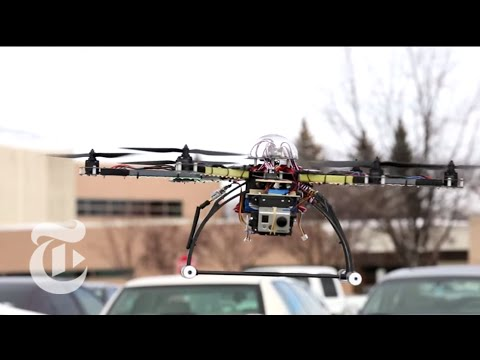 Drones Over America: A Booming Business in North Dakota?