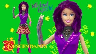 Play Doh MAL - Good is the New Bad | Descendants: Wicked World- Inspired Costume