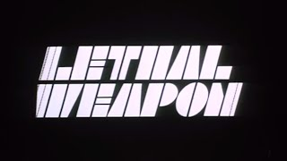Lethal Weapon (1987) - Official Movie Trailer