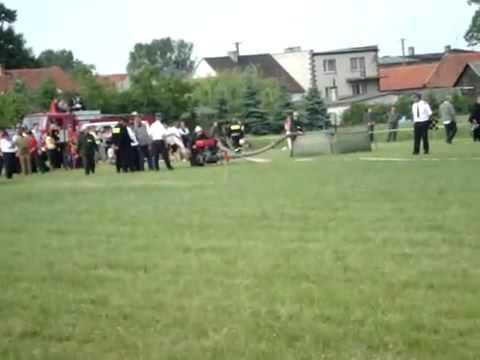 OSP Trzebosz - gminne zawody, Zaborowice 2009