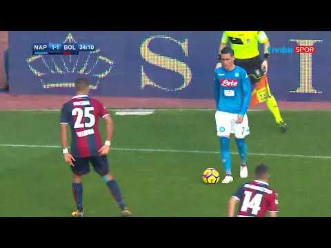 Serie A 22. Hafta I Napoli 3-1 Bologna Maç Özeti