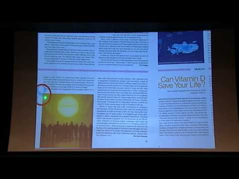 University Lecture: The D-Lightful Vitamin D for Health by Michael F. Holick