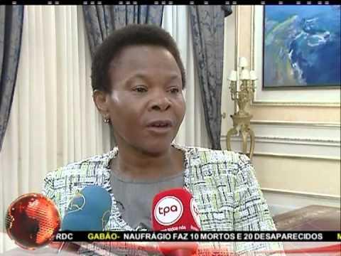 World Diamond Leaders meeting His Excellency José Eduardo dos Santos President, Republic Of Angola