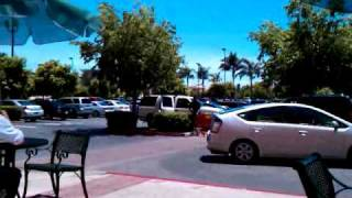 Sprint HTC EVO 4G video recording demo