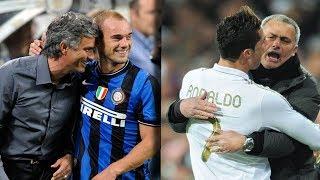 Siêu đội hình từng được Mourinho dẫn dắt trong sự nghiệp