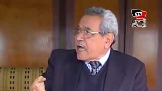 محمدي قنصوة: «القضاء طاهر ليس في حاجة إلى تطهير»