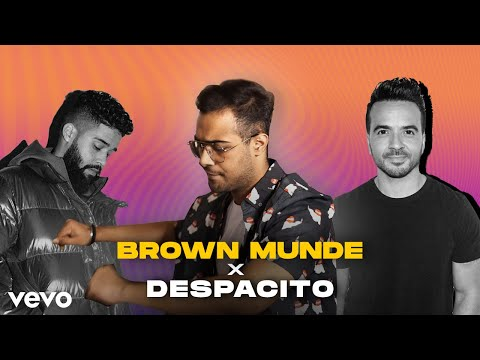 Download Lagu BROWN MUNDE X DESPACITO - AP DHILLON | LUIS FONSI | VASU KAINTH.mp3