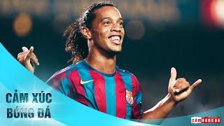 Cảm xúc bóng đá   Ronaldinho - Sứ giả nụ cười